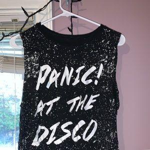 Panic at the Disco Tank Top
